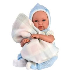 Toi Toys gummen soldaten 3 stuks legergroen 8x10 cm
